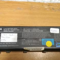 Barterie Laptop Toshiba PA3450U-1BRS #62406RAZ