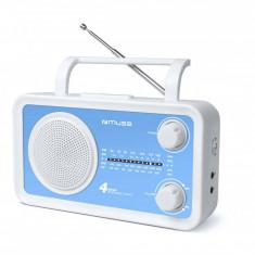 Radio portabil MUSE M-05 BL Blue