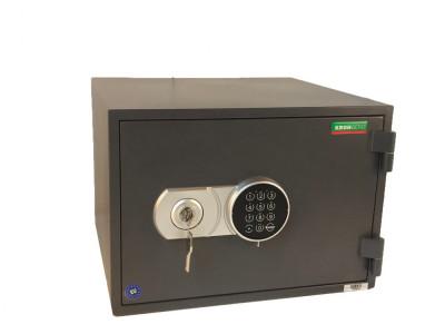 Seif certificat antifoc Kronberg Fire32KE cheie/electronic 315x445x425 mm EN15659/60P foto
