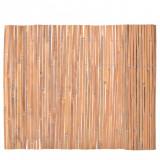 Gard din bambus, 100 x 400 cm
