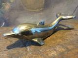 Decor / Vintage / Design - Desfacator sticle model deosebit in forma de delfin !