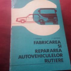 D MARINCAS - FABRICAREA SI REPARAREA AUTOVEHICULELOR RUTIERE CARTONATA