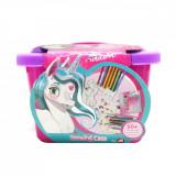 Set pentru desen As Company, Unicorn