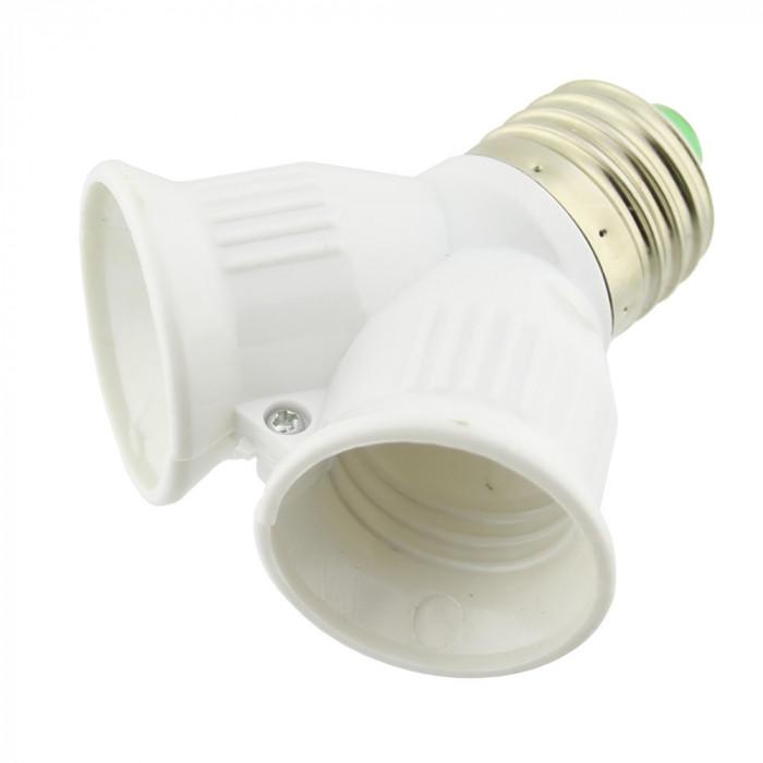 Adaptor dulie E27 - 2xE27 - 126969