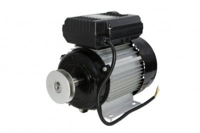 GF-1543 Motor electric 2800RPM 1.5KW cu carcasa de aluminiu Micul Fermier foto