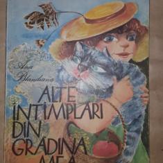Alte intamplari din gradina mea 64pag/ilustratii/an1983- Ana Blandiana