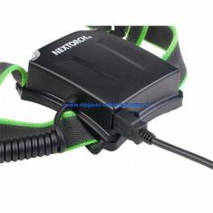 Lanterna frontala de cap tip My Star 550 lm cu Nextorch