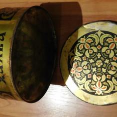 Cutie de halva bulgareasca din perioada comunista