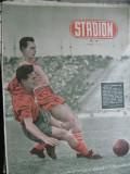 Revista Stadion (1957) CCA (Steaua Bucuresti)-Vorwarts Berlin 3-0 (1-0)