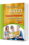 Succes la pregatirea examenului de Evaluare Nationala la limba romana 2021 - Clasa 8 - Mariana Cheroiu