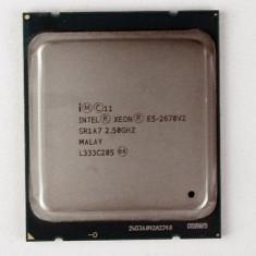 Procesor server Intel Xeon Ten Core E5-2670 v2 2.5Ghz LGA2011