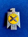 Insignă regimentală de 7 ani - Regimentul 2 Artilerie Grea - Carol al II-lea