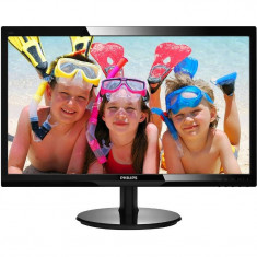 Monitor Philips 246V5LDSB/00 24 inch 1ms Black