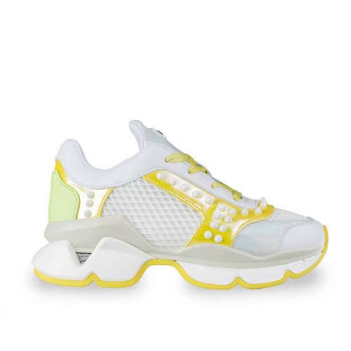 Sneakersi Mihai Albu Armadillo din piele naturala