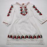 Cumpara ieftin Rochie traditionala fetite Georgeta