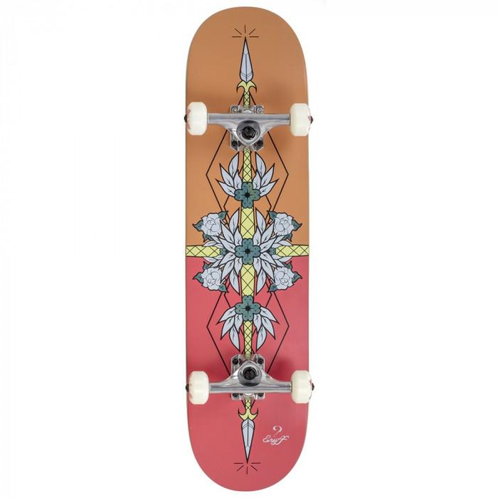 Skateboard Enuff Flash Red/Orange 32x8inch