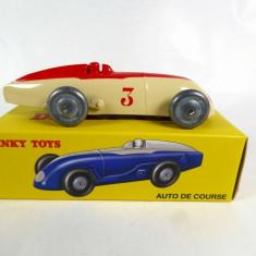 Macheta Auto de course  - Dinky Toys