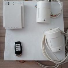 Sistem complet alarma profesional Paradox +telecomanda
