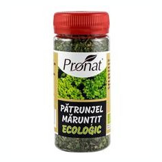 Patrunjel Maruntit Bio 20gr Pronat Cod: PRN1109