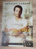 Afis film original cinema Burnt Super Chef Bradley Cooper 2015