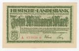 Bancnote Germania -10 milioane Marci 1923