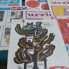 LOT 7 REVISTE URZICA*ANII 1972-1973