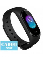 Bratara inteligenta Xiaomi Mi Band 4 Global, LCD Touch Screen, Waterproof, Ritm Cardiac, Fitness Tracker, Bluetooth 5.0, 135 mAh foto
