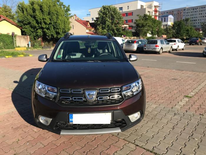 Dacia Sandero Stepway,disel,cutie automată/2017