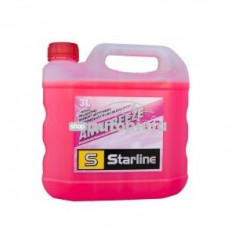 Antigel concentrat STARLINE G12 Rosu / Roz 3 L S NA G12-3