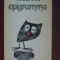 Epigramma- Mircea Trifu