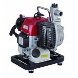 Motopompa pe benzina Raider, motor 2 timpi, 0.8 kW, 25.4 cc, 6500 rpm, 17.5 m, 7980 l/h, rezervor 700 ml