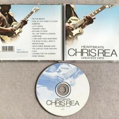 Chris Rea - Heartbeats - Chris Rea's Greatest Hits CD