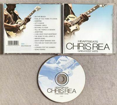 Chris Rea - Heartbeats - Chris Rea's Greatest Hits CD foto