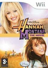 Hannah Montana: The Movie   - Nintendo Wii [Second hand]
