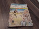 POVESTIRI PENTRU NINON BIBLIOTECA PENTRU TOTI COPII 1985