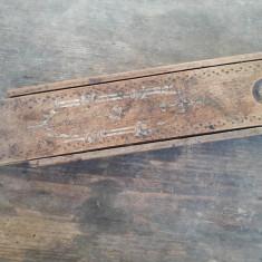 Penar din lemn anii 1920