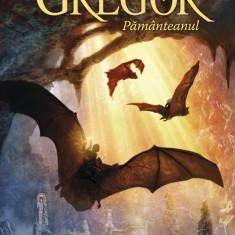 Gregor pământeanul (ebook Seria Cronici din subpământ partea I)