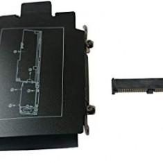 Caddy + conector HDD laptop HP Elitebook 840 850 740 750 745 G1 G2 Zbook14 Sata
