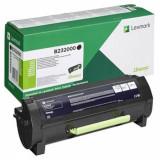 Toner Lexmark B232000, black , 3k, Return programme B2338dw / B2442dw / B2546dn / B2546dw / B2650dn / B2650dw / MB2338adw /MB2442adwe / MB2546ade / MB