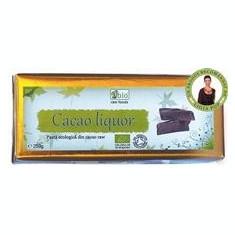 Cacao Liquor Raw Bio Obio 250gr Cod: 6426333000014