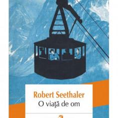 O viata de om-Robert Seethaler(Polirom)