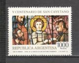 Argentina.1981 500 ani nastere Sf.Cajetan-Vitraliu  CA.26, Nestampilat