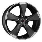 Cumpara ieftin Jante BMW X6 M Performance Staggered 8.5J x 20 Inch 5X120 et35 - Mak Raptor 5 Ice Superdark - pret / buc