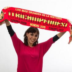 Eșarfa Spania de 3 Ori Campioană