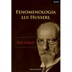Fenomenologia lui Husserl | Dan Zahavi