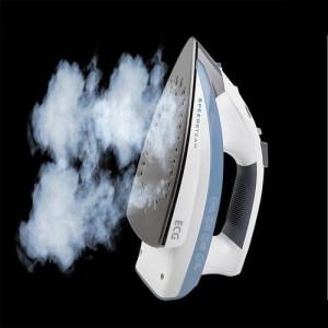 Fier de calcat ECG NZ 190, talpa otel inoxidabil, 2000 W, abur 80 g/ min
