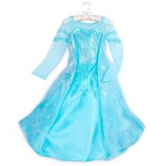 Costum/Rochie Elsa Frozen - model 2018, Disney