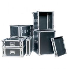 Rackcase DoubleDoor case 6U DAP Audio