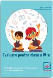 Evaluare pentru clasa a IV-a | Alina Ionela Jiga