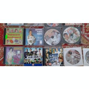 MUZICA DE PETRECERE 17 CD-URI .